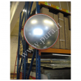 Convex mirror for indoor