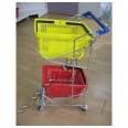 Trolley shopping cart